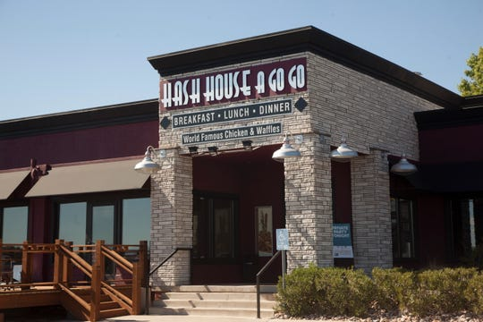 The new Hash House A Go Go in St. George Monday, Sept. 17, 2018.