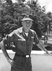 Capt. Donald Picket during his time in Santo Domingo, Dominican Republic in 1965. He returned for a visit in August.
