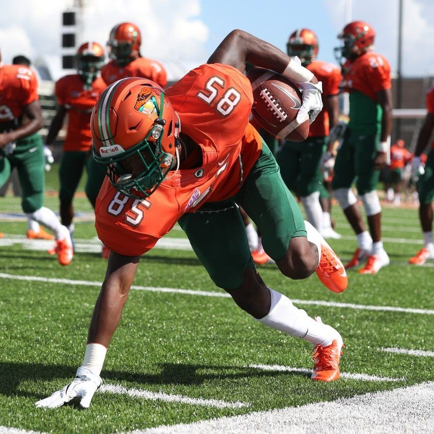 After painful loss, FAMU players elevated to spiritual euphoria with quadruple baptism