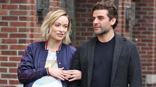 "Olivia Wilde and Oscar Isaac are two of the characters in the drama ""Life Itself,"" opening Friday."