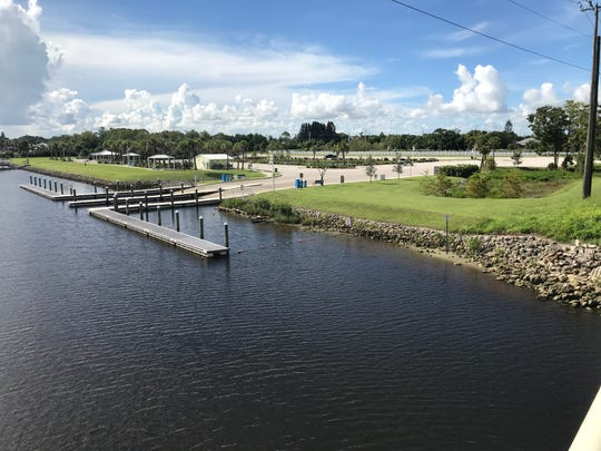 C-24 Canal Park in Port St. Lucie