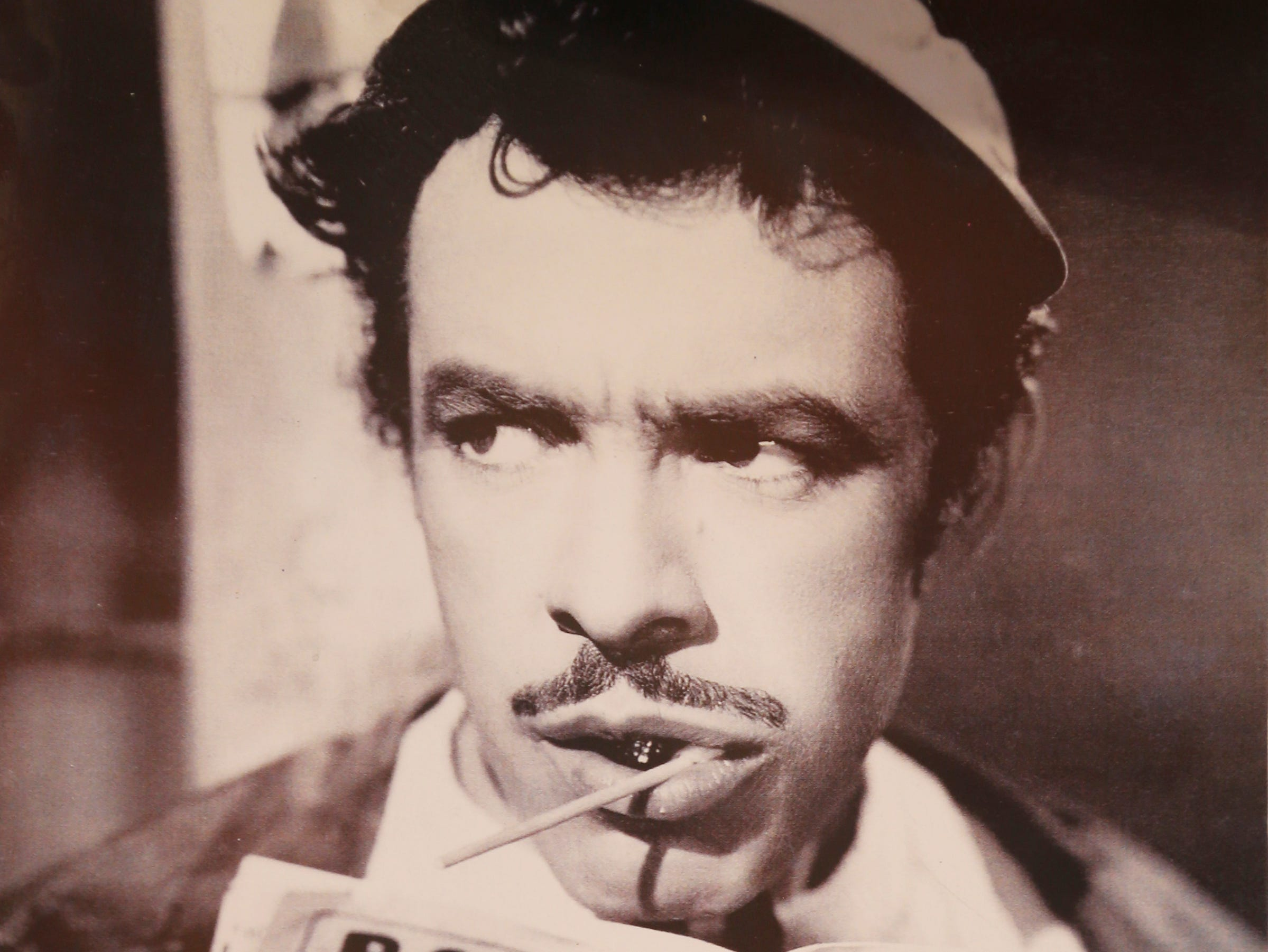 Germán Valdés, better known as Tin Tán, was an actor, singer and comedian who was raised and began his career in Juárez, Mexico.