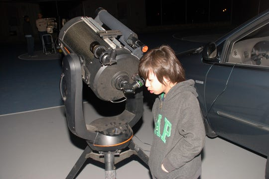 Children can learn about astronomy and space at the upcoming El Paso Space Festival.