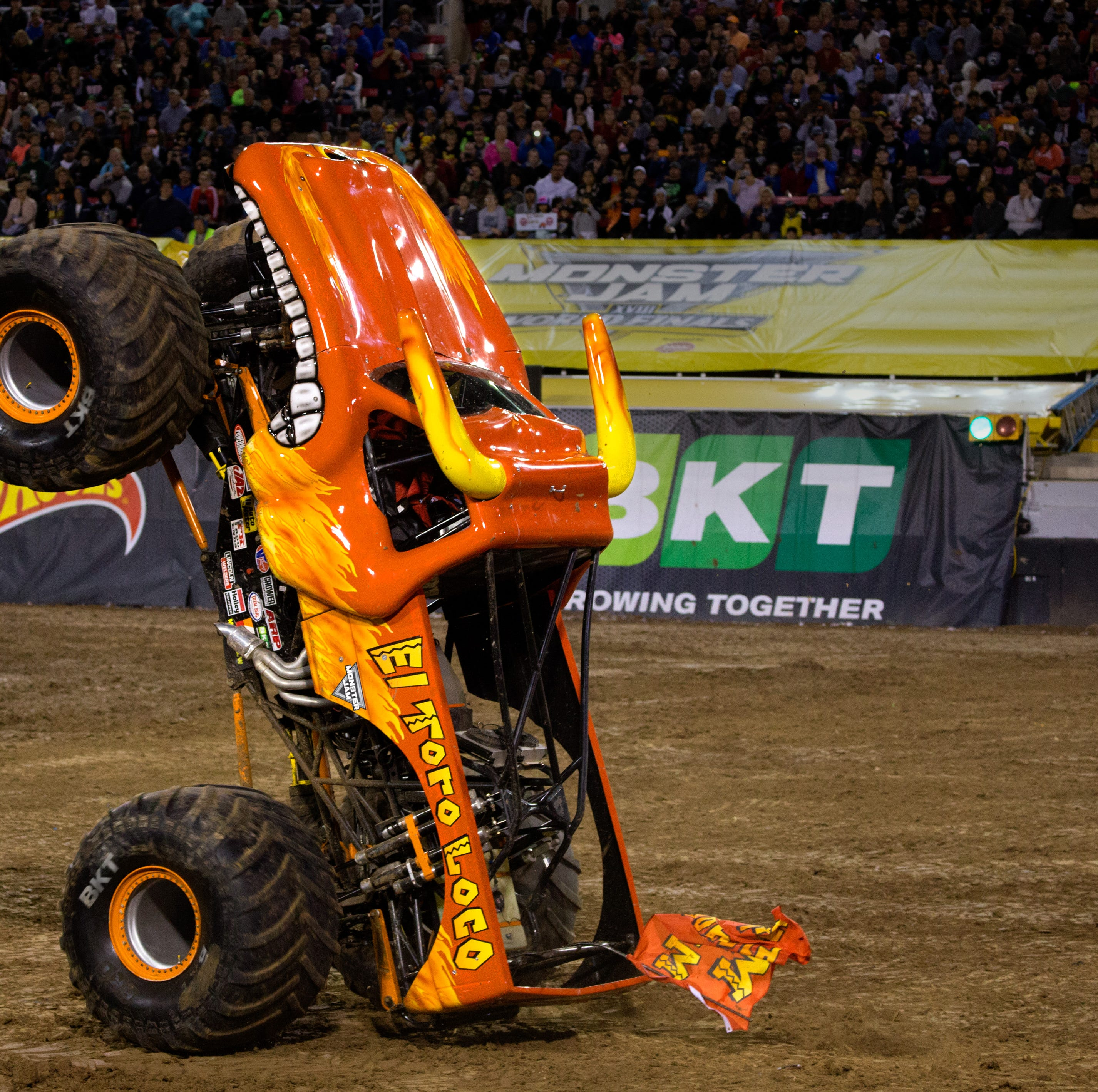 Ready to get your Monster Jam tickets? Tickets for 2019 spectacular go on sale Tuesday