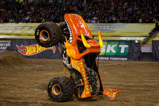 El Toro Loco is one of the fan favorites at the annual Monster Jam.