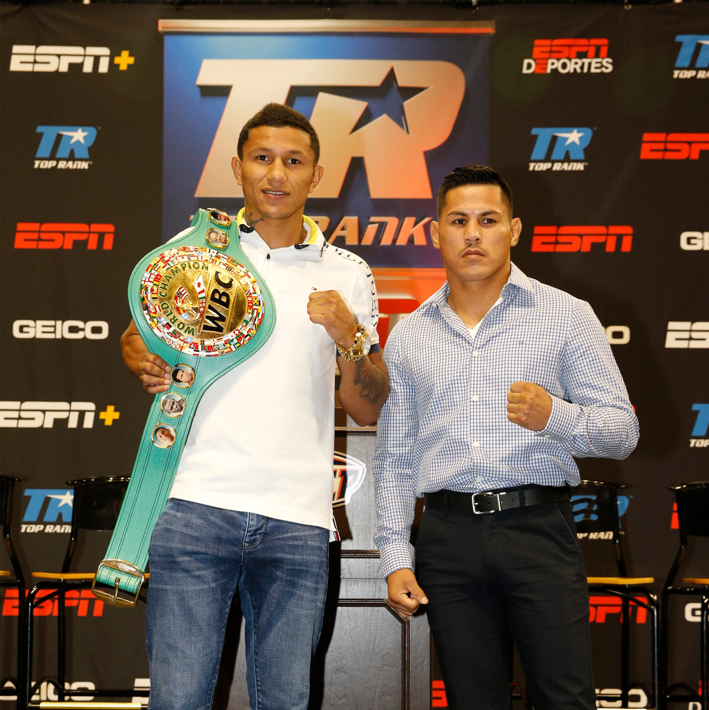 Tickets for Berchelt-Roman WBC boxing title fight in El Paso go on sale