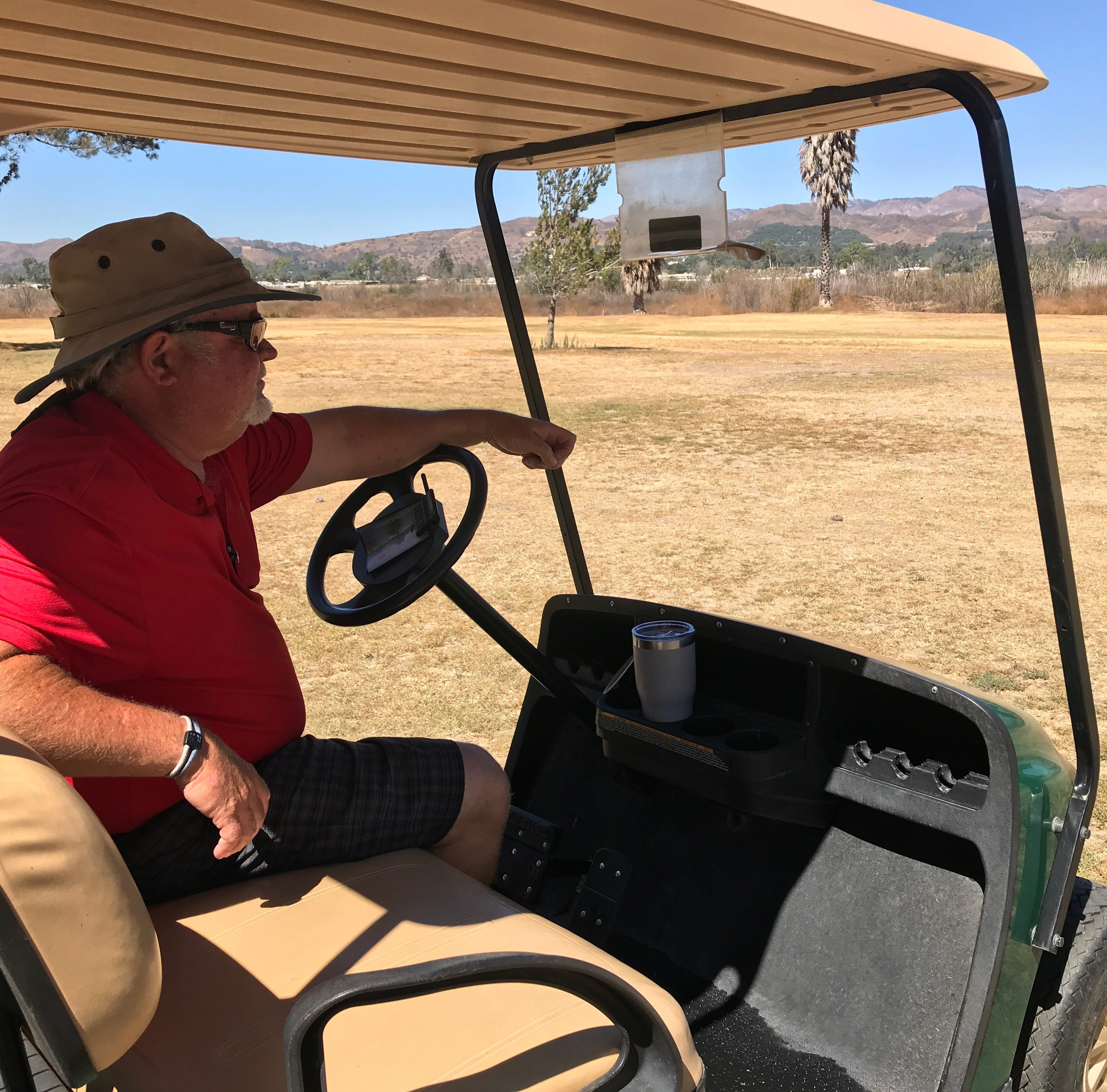 50-year-old Mountain View Golf Course is up for sale in Santa Paula