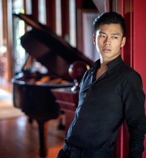 Ji will be the featured pianist when Chamber on the Mountain performs Sept. 23 at Logan House, next to the Beatrice Wood Center for the Arts in Upper Ojai.