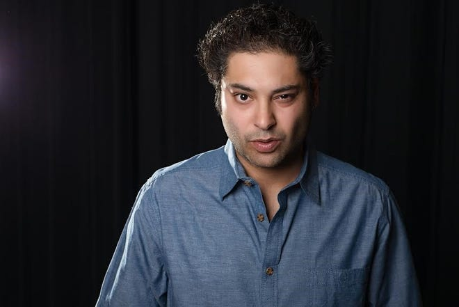 Kabir Singh is the headliner for The Outsourced Comedy Tour coming to the Thousand Oaks Civic Arts Plaza on Sept. 28.