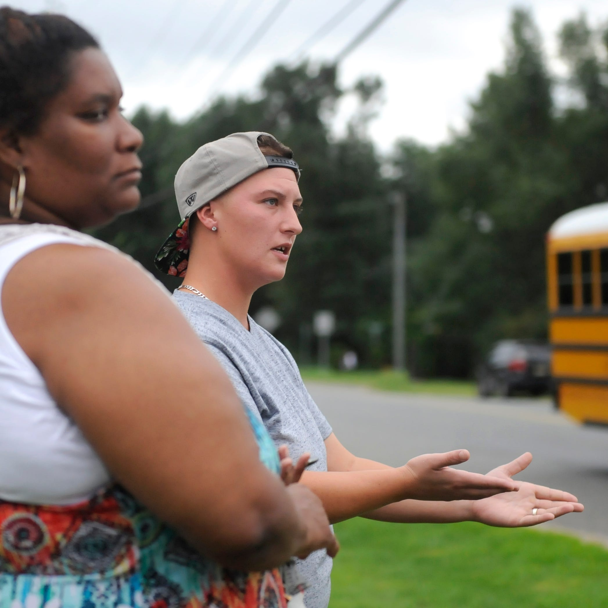 Vineland parents appeal for bus stop relocation