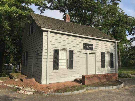 The Scarsdale Historical Society is in the process of selling its property on Post Road, including this 1828 Quaker Meeting House.
