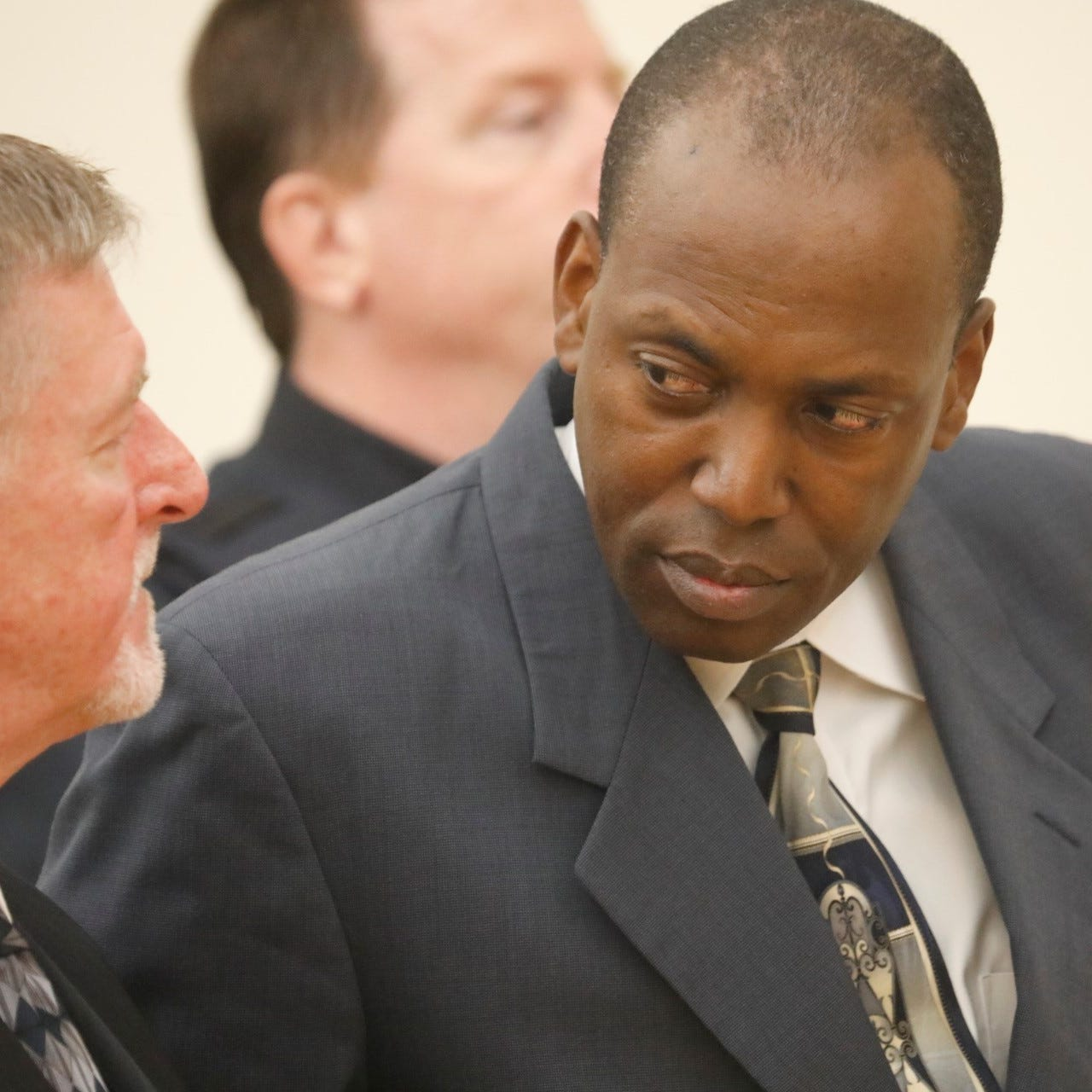 Ex-Trustee Vilair Fonvil sentenced to 1 year for $11K theft from Spring Valley camp