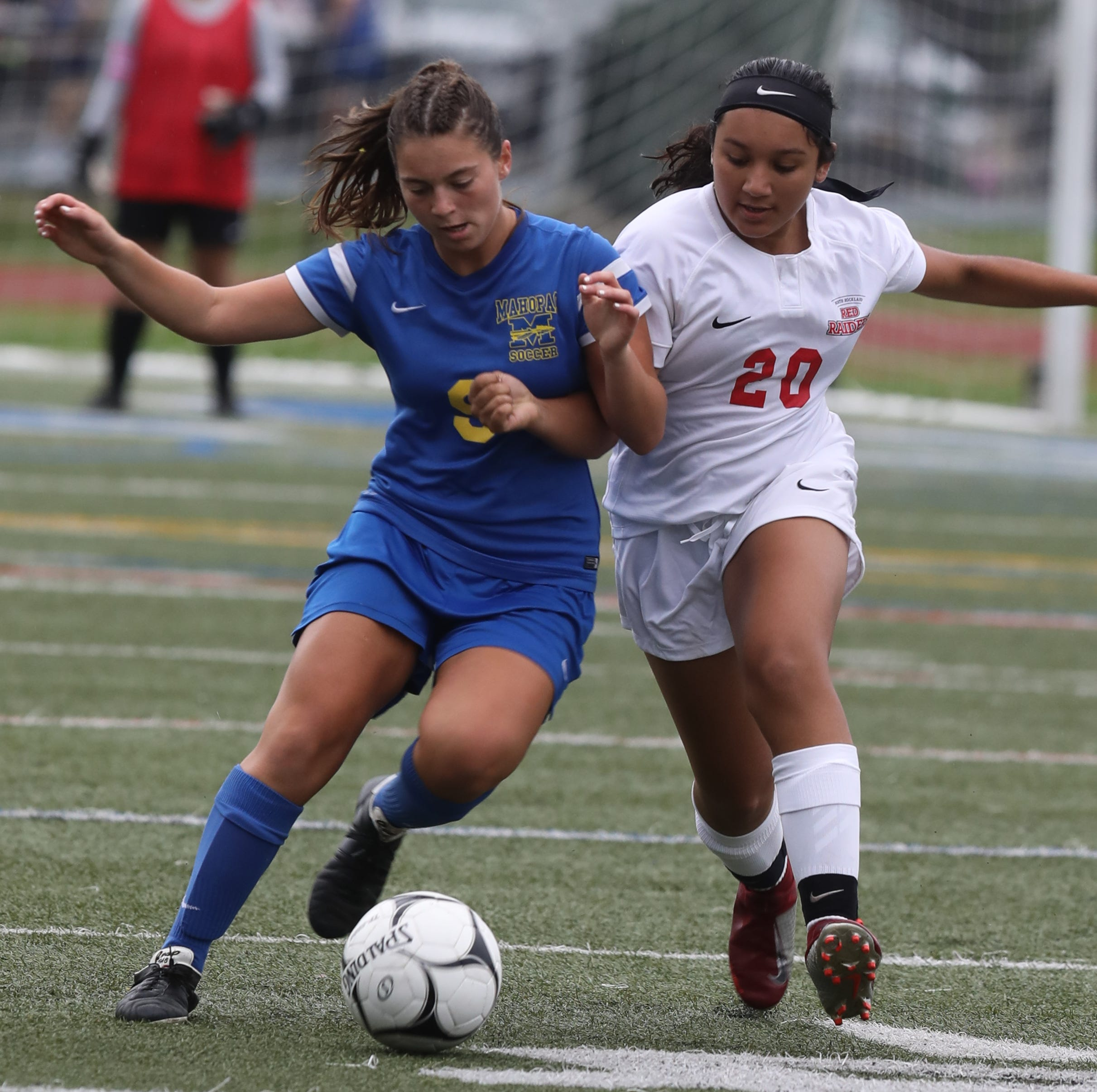Section 1 girls soccer: Quarterfinals scoreboard
