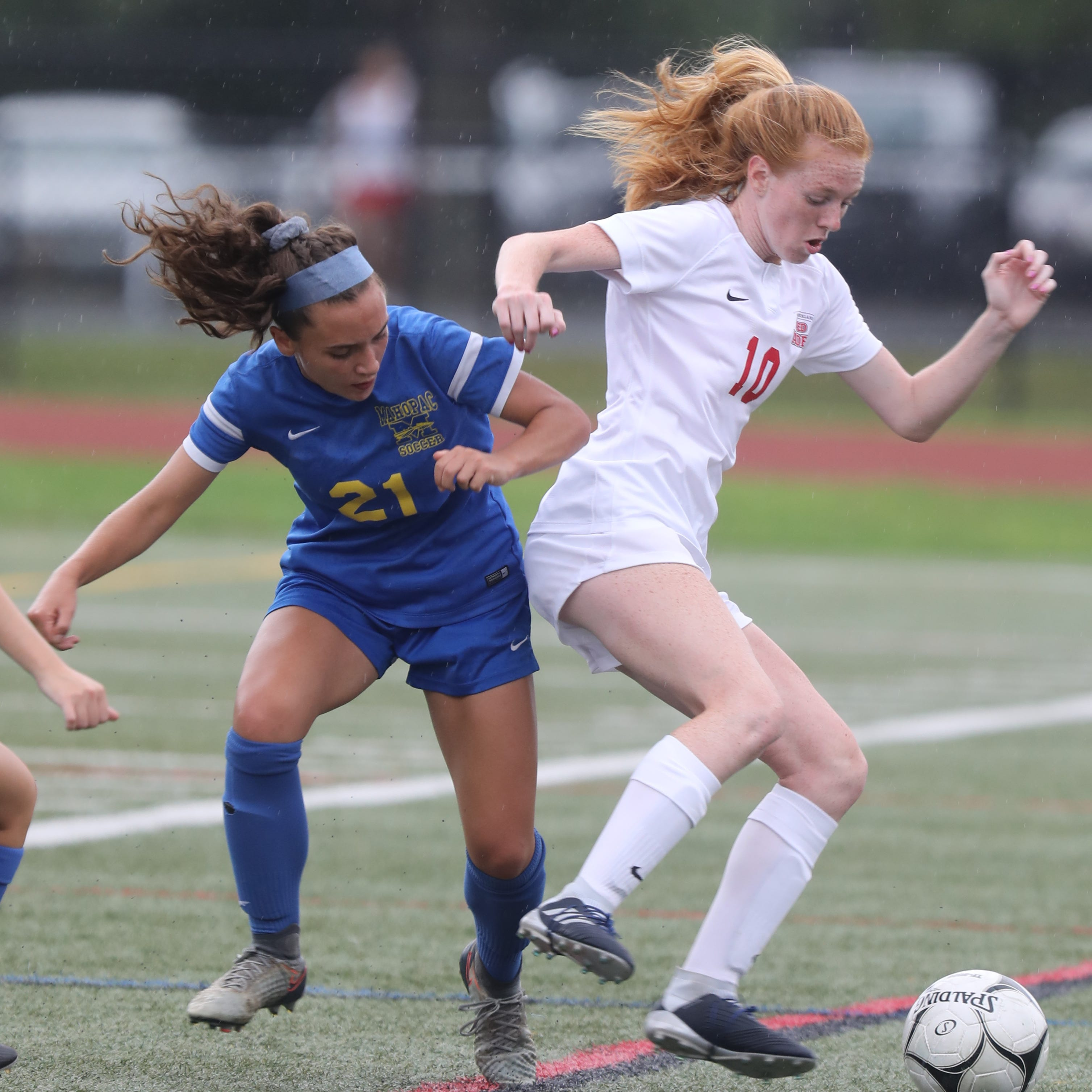 Girls soccer: Rockland Player of the Year finalists