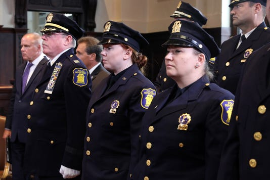 Yonkers Police Officers Recceive State Award