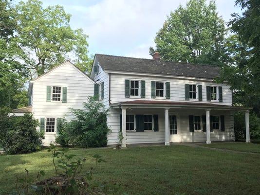The Cudner-Hyatt House