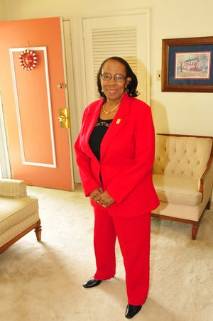 Reba Hollingsworth is a longtime Delaware education advocate and a former member of the Delaware State University Board of Trustees.