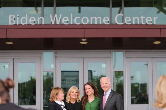Wil Biden Welcome