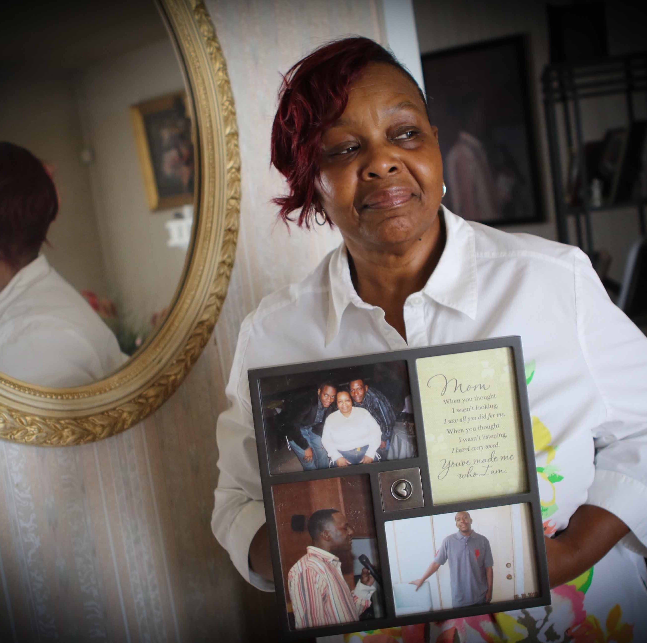 She booked her own son in prison. Now, she uses his drug overdose to save others