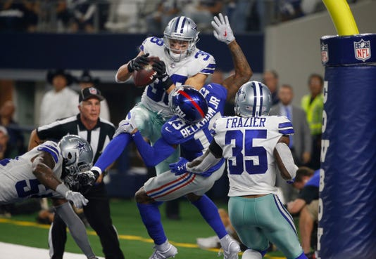 dallas cowboys trying to win very differently with defense in 2018