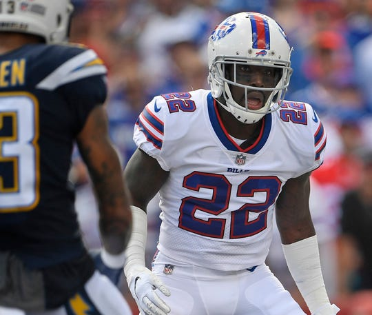 Vontae Davis played one half in the Sept. 16 loss to the Chargers.