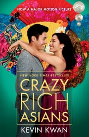 'Crazy Rich Asians' by Kevin Kwan