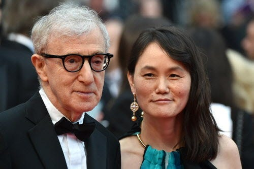 Soon-Yi Previn speaks out on Woody Allen, claims Mia ...