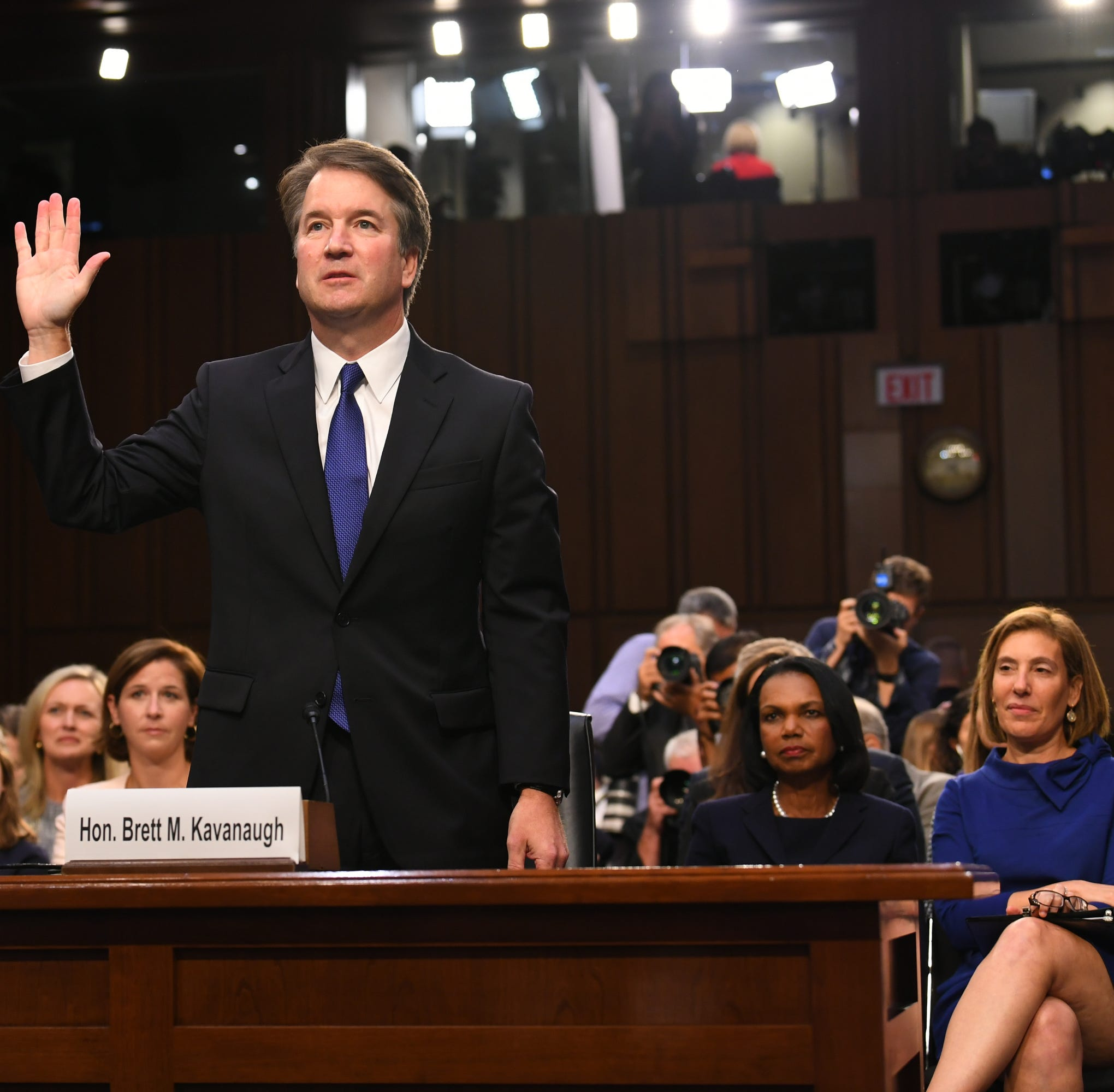 Brett Kavanaugh confirmation train slows down in search of truth