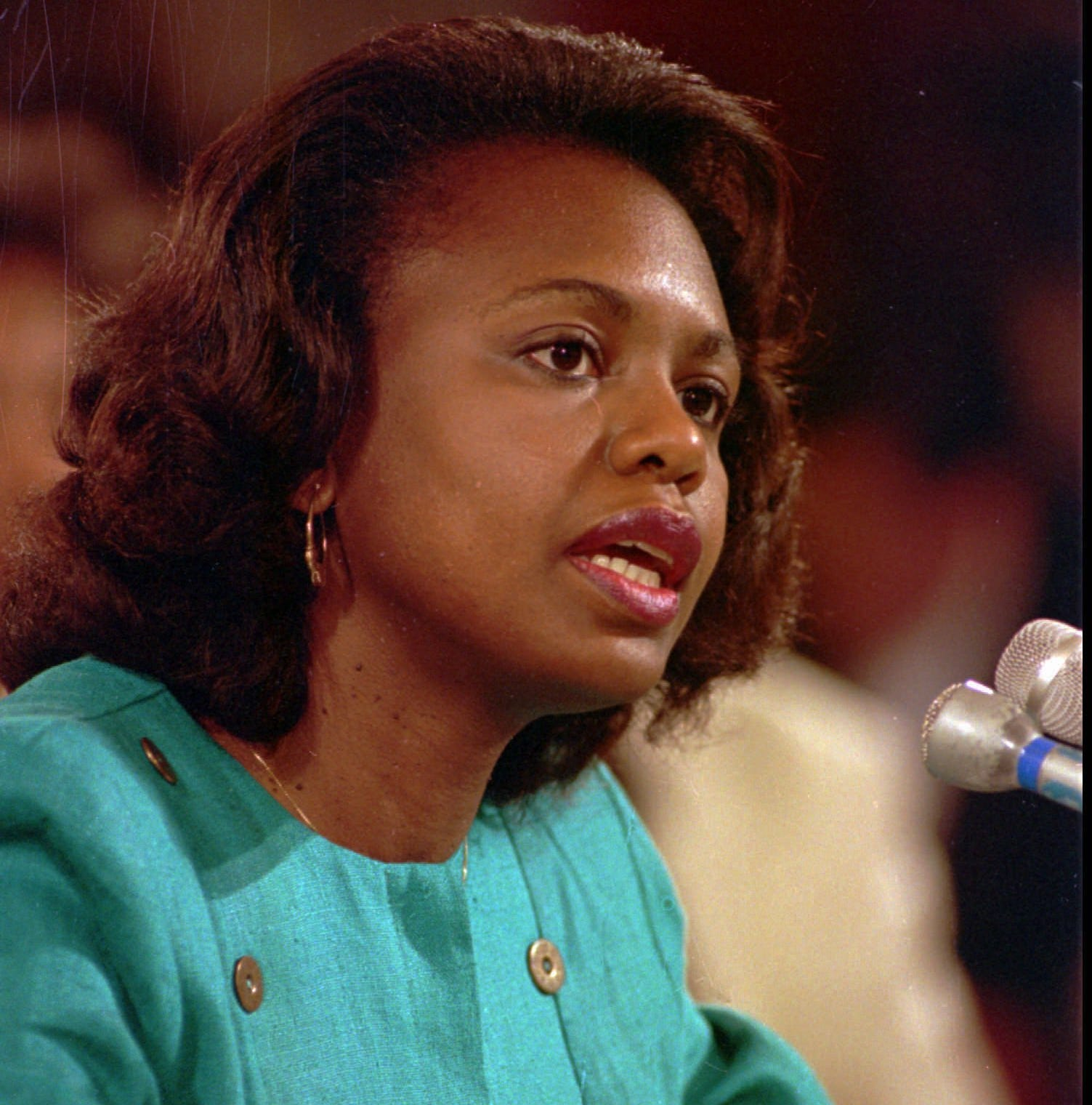Biden expresses regret about handling of Anita Hill testimony in Clarence Thomas hearings