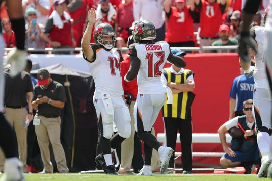 Nfl Philadelphia Eagles At Tampa Bay Buccaneers