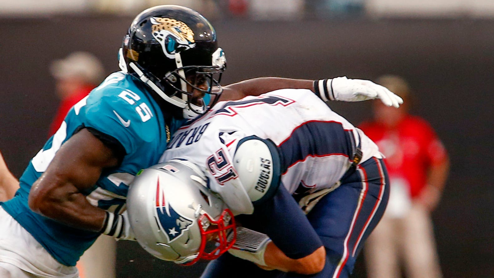 Jaguars make noise with win over Patriots, but real statement comes later