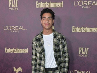 LOS ANGELES, CA - SEPTEMBER 15:  Marcus Scribner attends the 2018 Pre-Emmy Party hosted by Entertainment Weekly and L'Oreal Paris at Sunset Tower on September 15, 2018 in Los Angeles, California.  (Photo by Neilson Barnard/Getty Images for Entertainment Weekly) ORG XMIT: 775214113 ORIG FILE ID: 1033990408