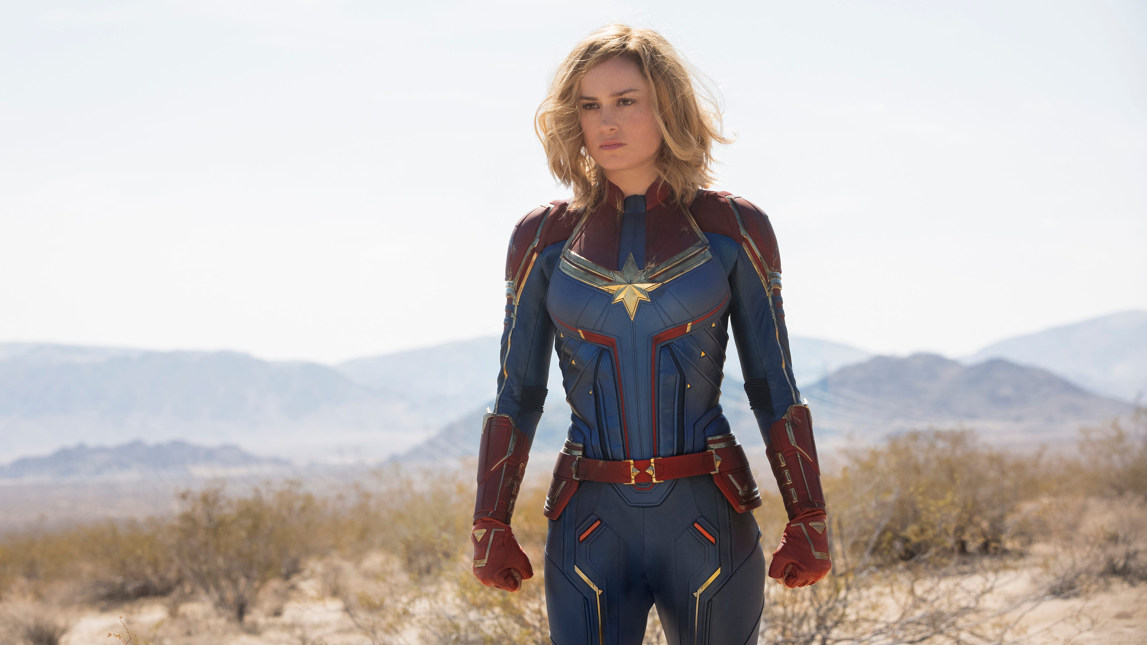 6 marvelous things we learned from Brie Larson's first 'Captain Marvel' trailer thumbnail
