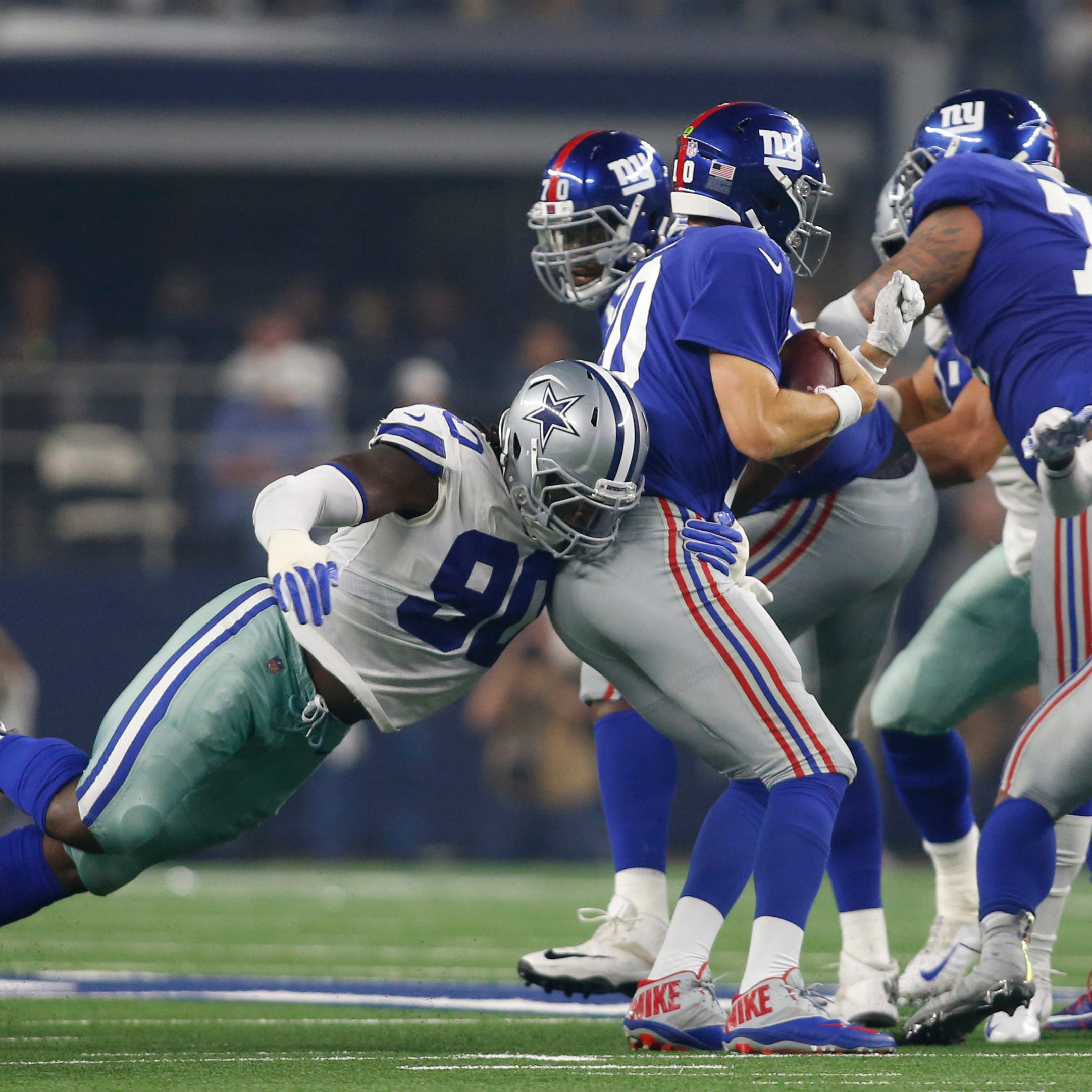 Dallas Cowboys 20, NY Giants 13: Offense grinds its gears, comes up empty in pathetic loss