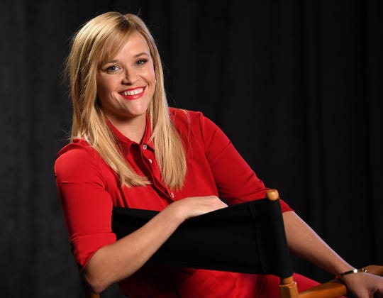 "Reese Witherspoon says she grew up in the South knowing how to be a ""lady."""