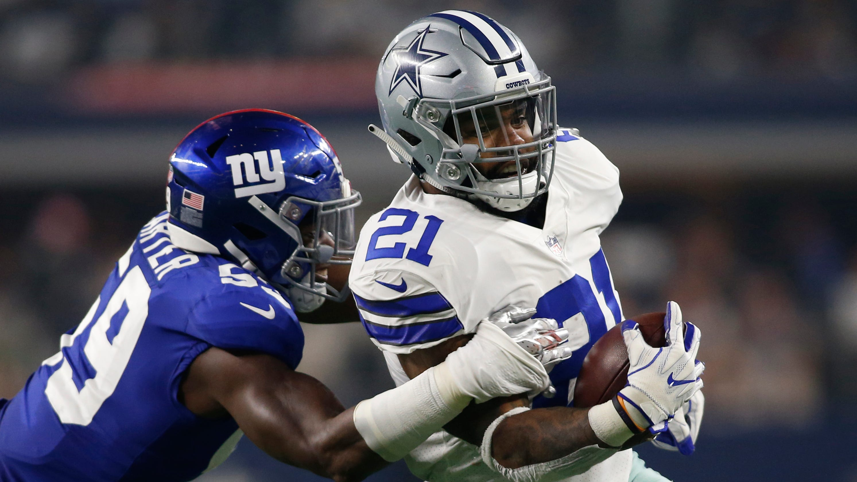Dallas Cowboys find right formula on offense in win over New York Giants 4967ddf0e