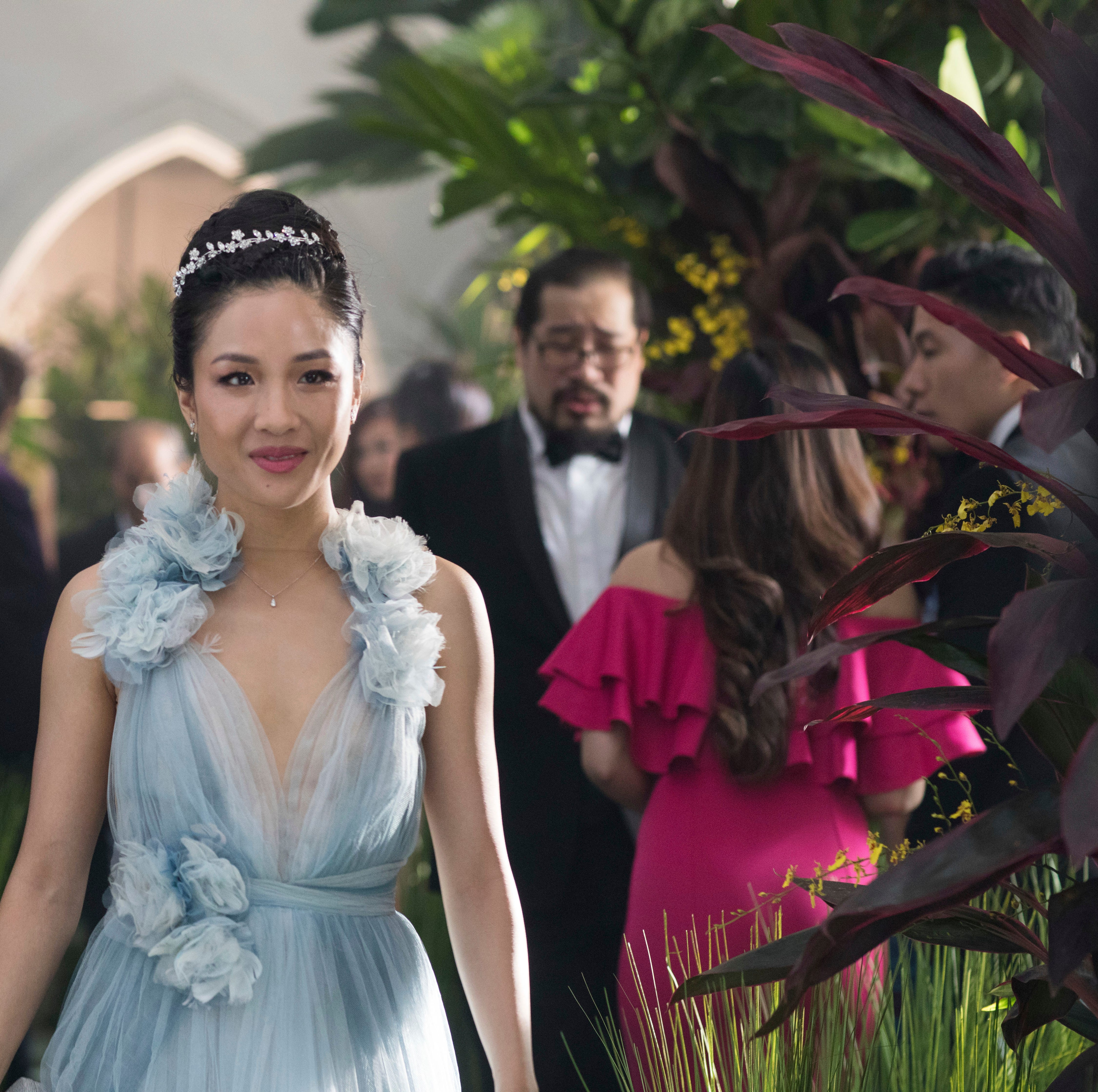 'Crazy Rich Asians' movie boosts sales for books to 1.5 million copies