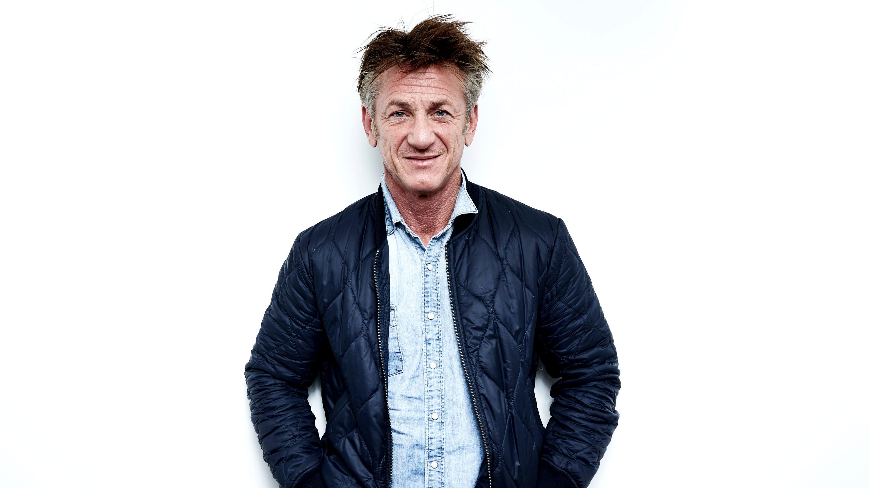Sean Penn talks Oscars, Haiti and Bruce Jenner  |Sean Penn