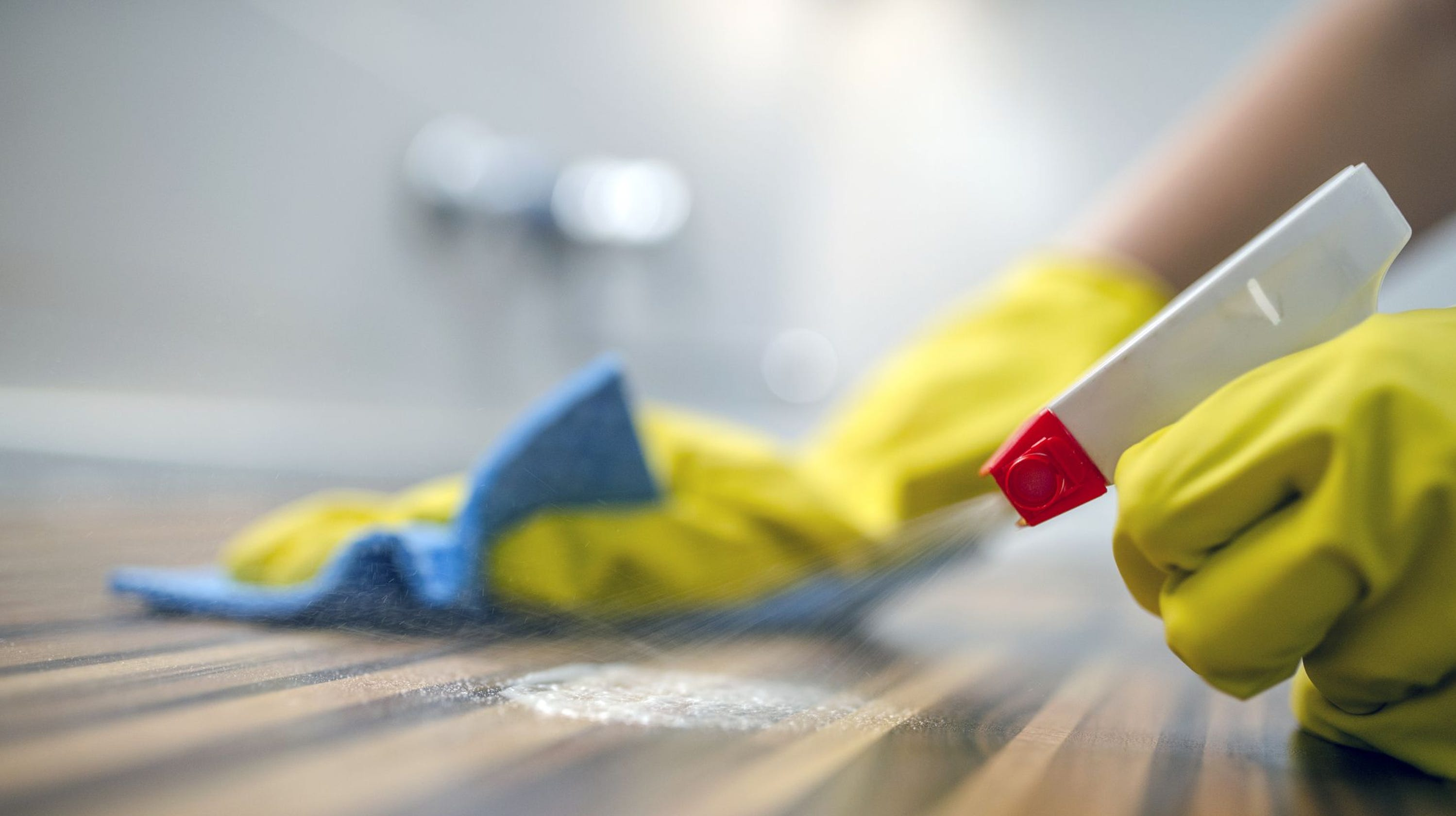 Household Disinfectants Could Be Making >> Household disinfectants could be making your kids fat, study says
