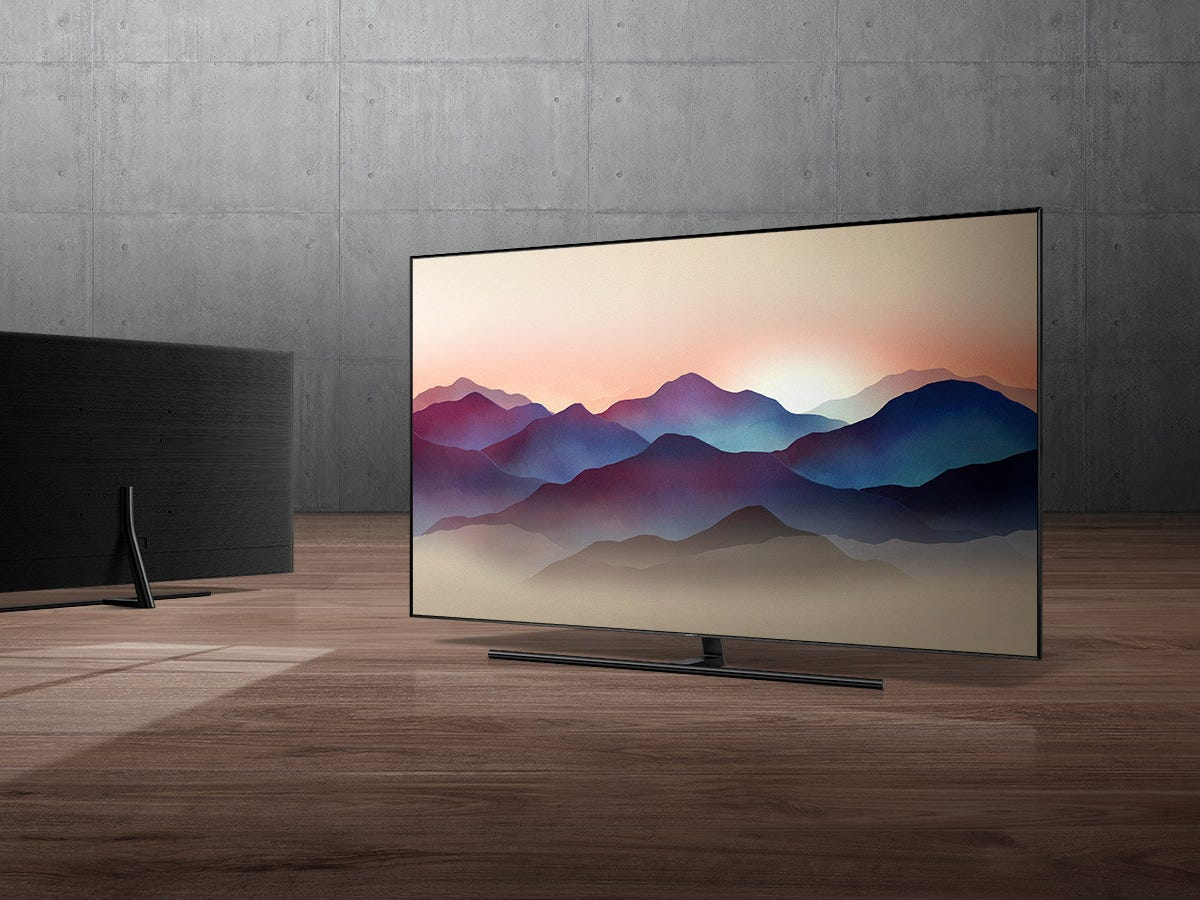 Play with the settings of your new TV, such as the Samsung QLED line of televisions, to make it picture perfect.