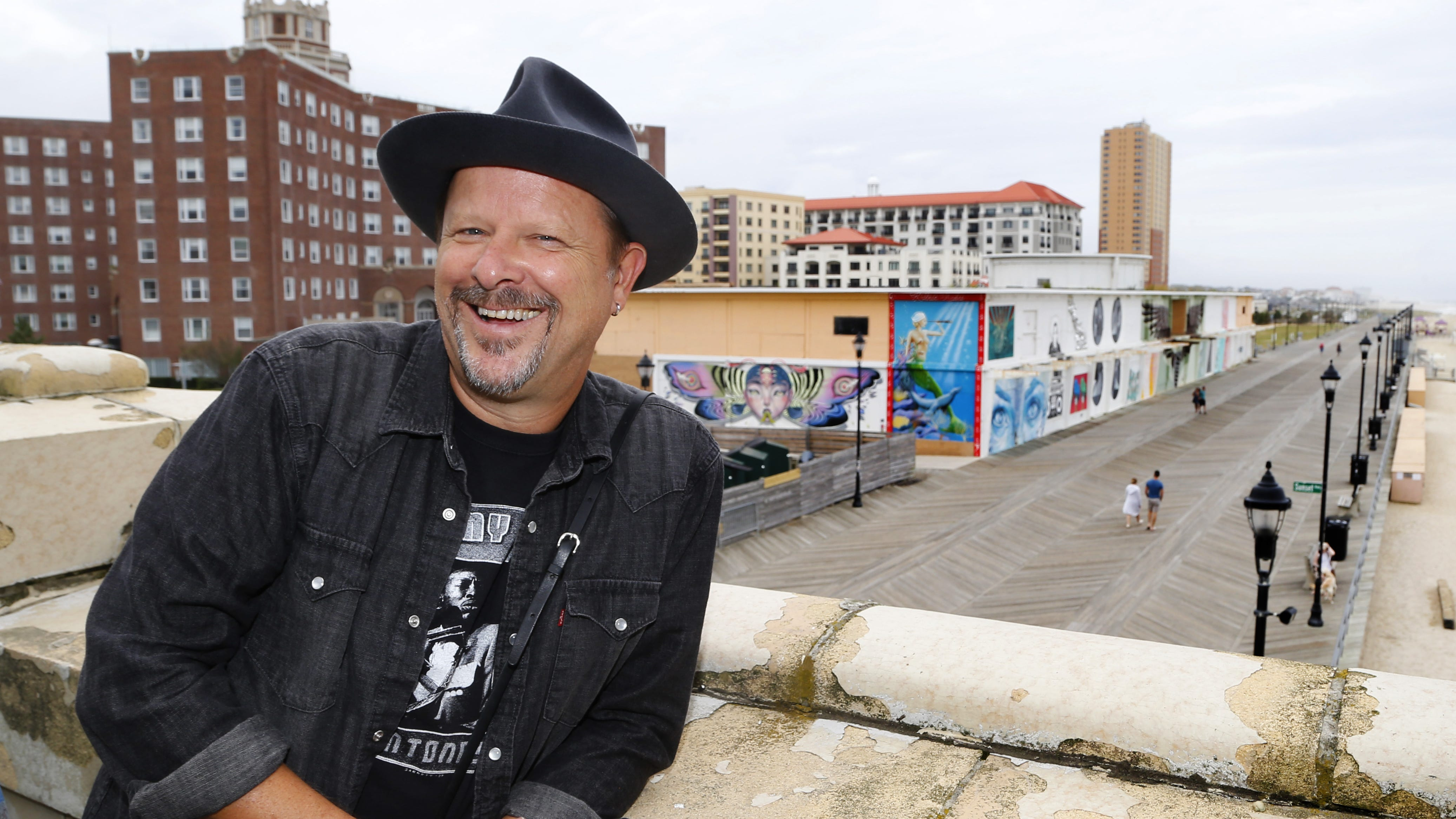 Sea. Hear. Now: Danny Clinch and the return of big beach music festivals to Asbury Park