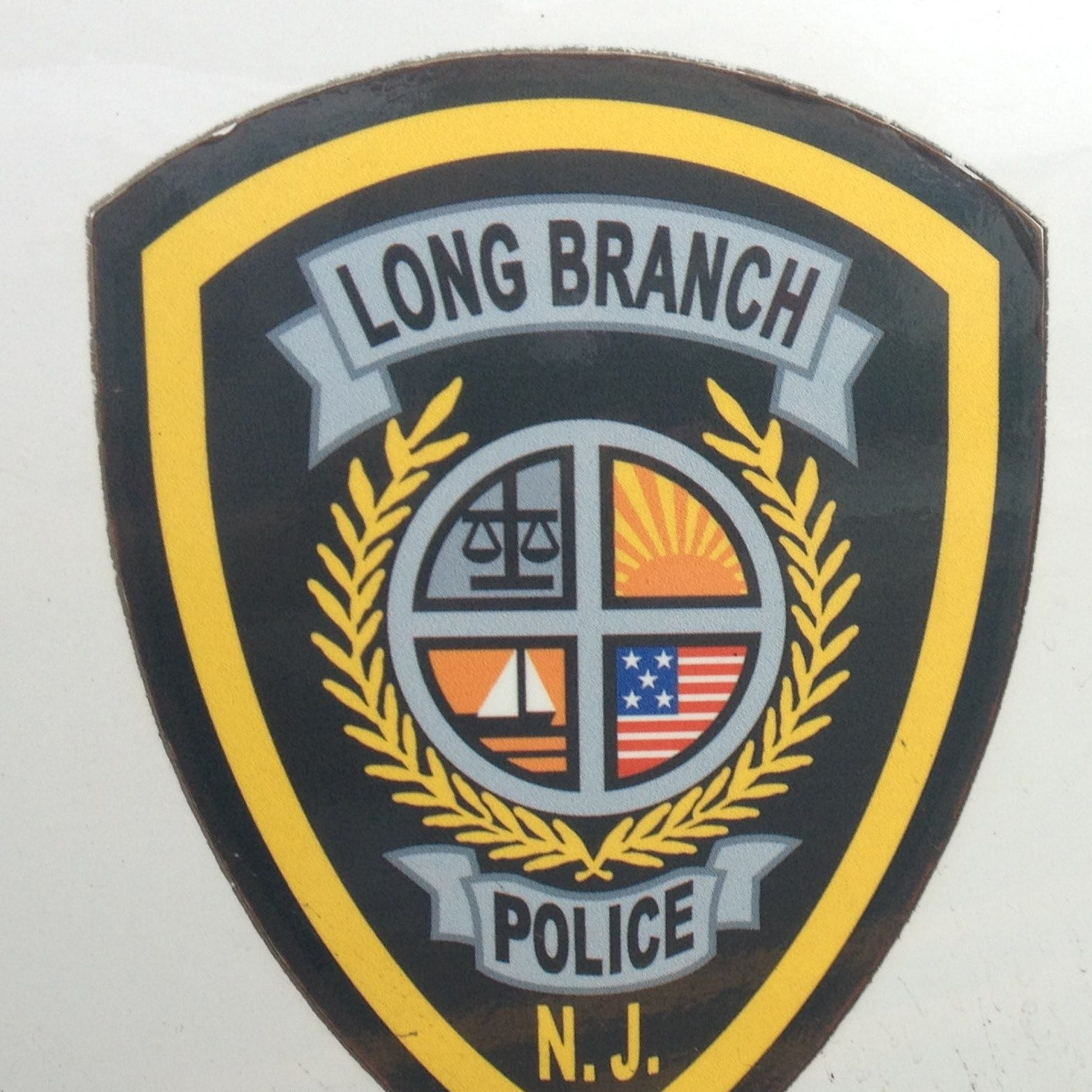 Long Branch police chase: 3 cops hurt in crash