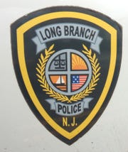 Long Branch Police Department emblem.