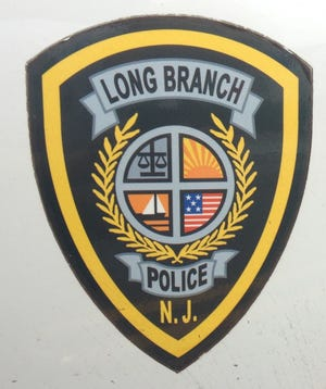 Long Branch Police Department emblem.