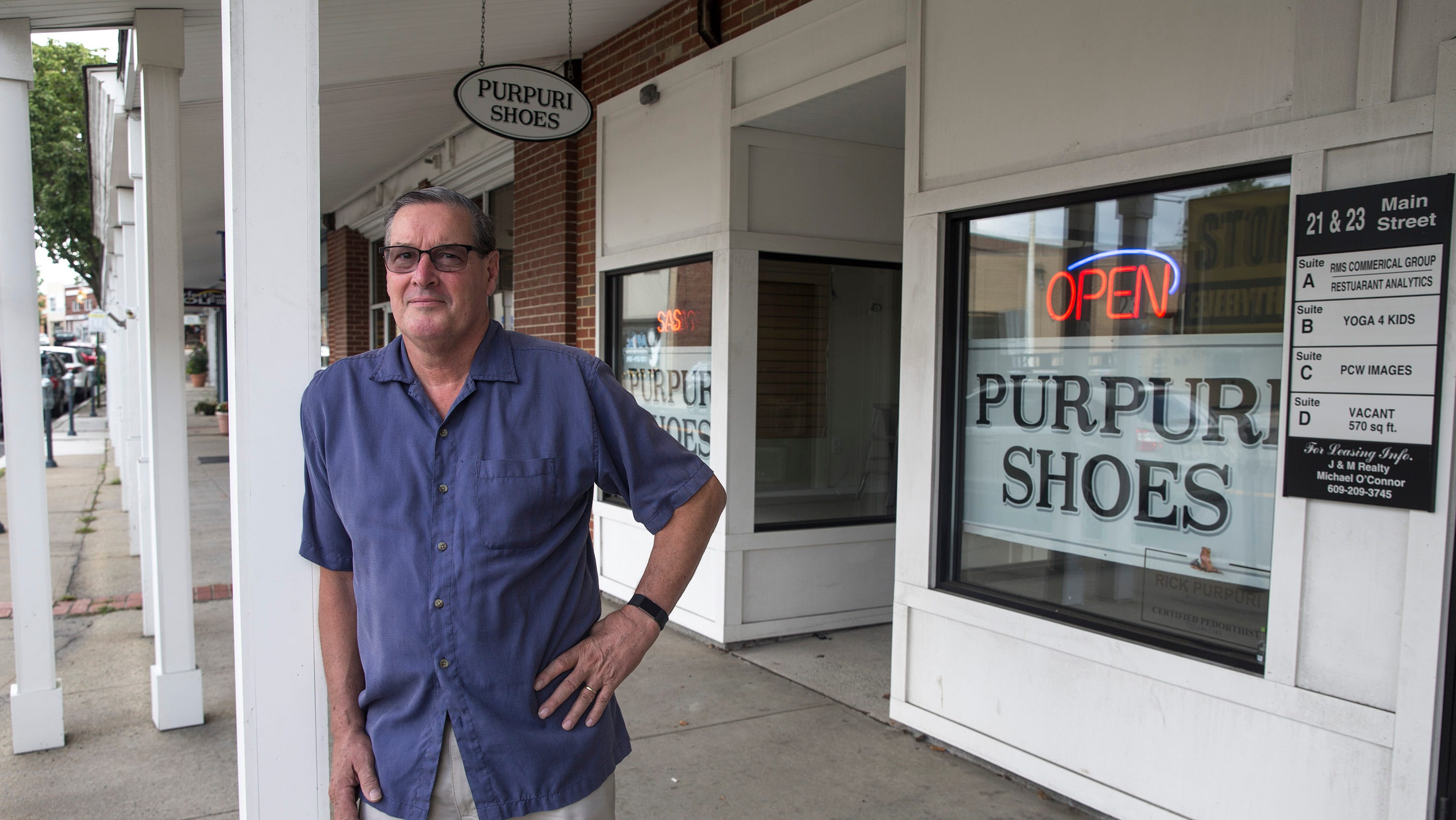 Purpuri Shoes in Toms River closes after 102 years in one family