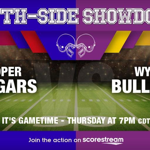 Social media clouds Abilene Cooper-Wylie rivalry game