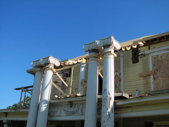 Renovations have returned Rosetyme, which burned in 2008 , to life.