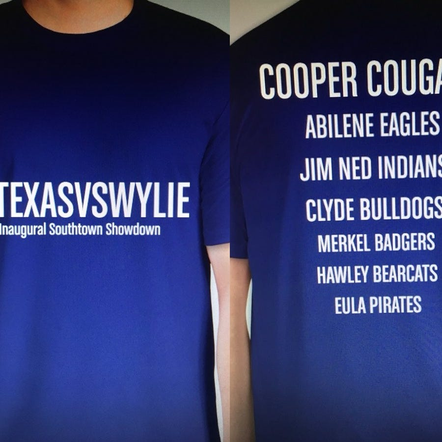 Hype building up to first Cooper vs. Wylie football game turning ugly