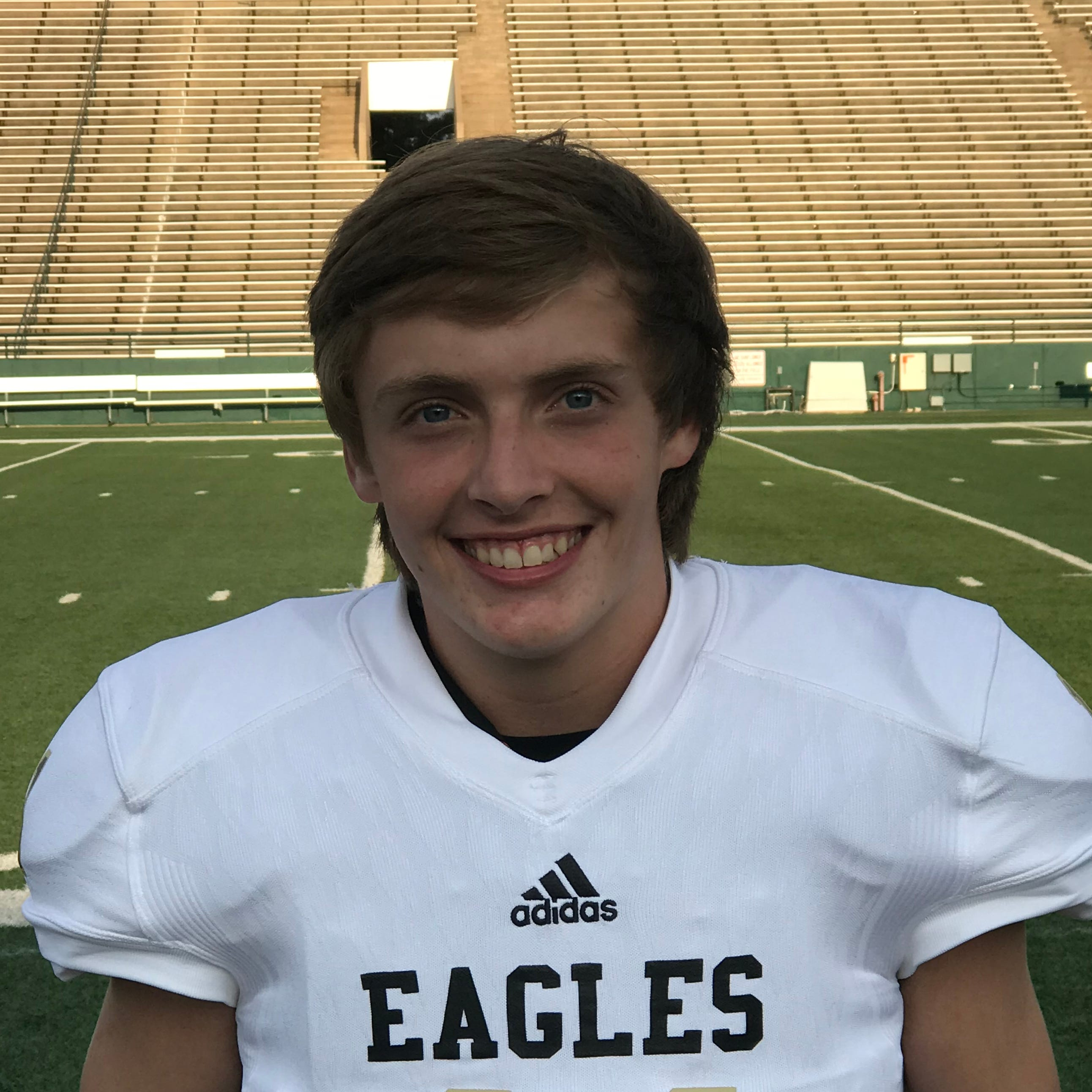 Local Player of the week: Abilene High receiver Clay Cox
