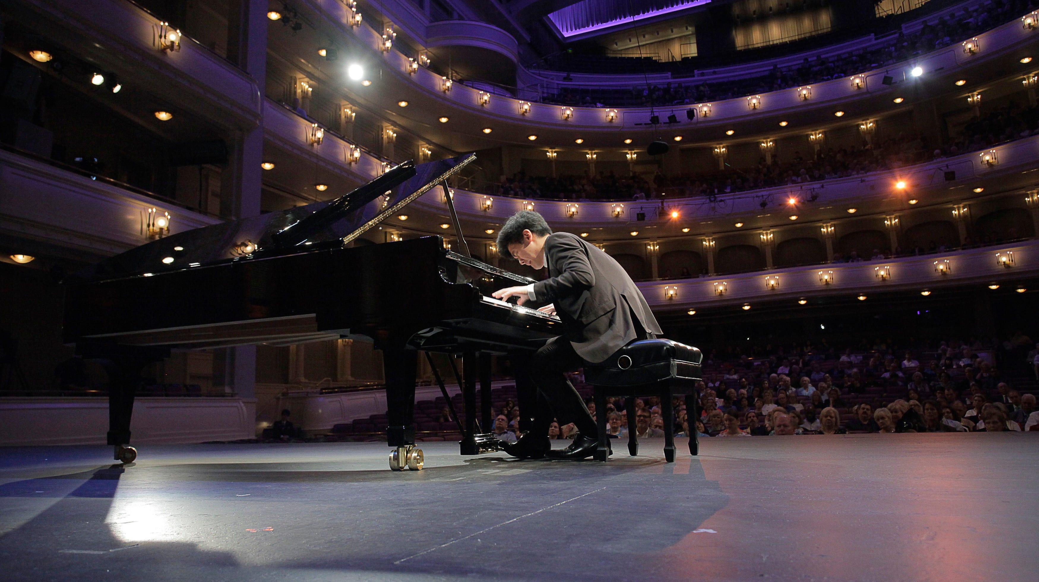 Van Cliburn medalist leads off Abilene Philharmonic season